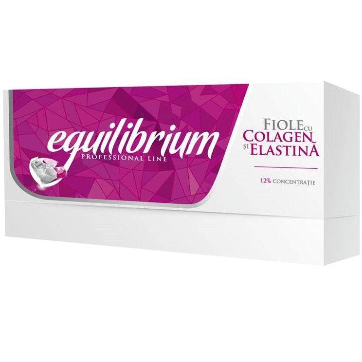 Vials with Collagen and Elastine 12%