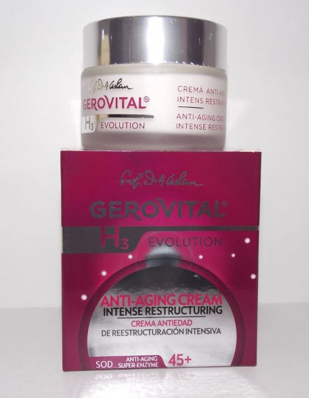 ANTI AGEING CREAM, INT. RESTRUCTURATING