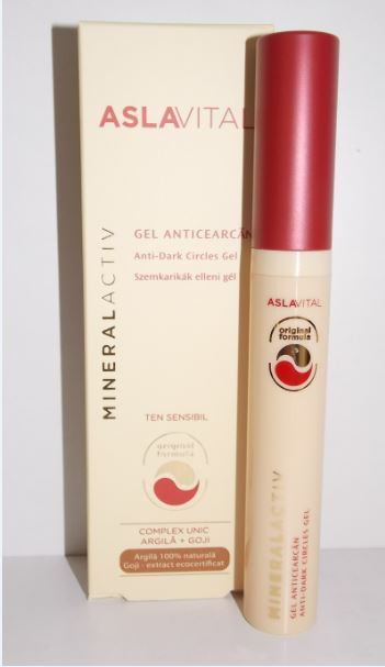 ANTI-DARK CIRCLES GEL FOR EYES