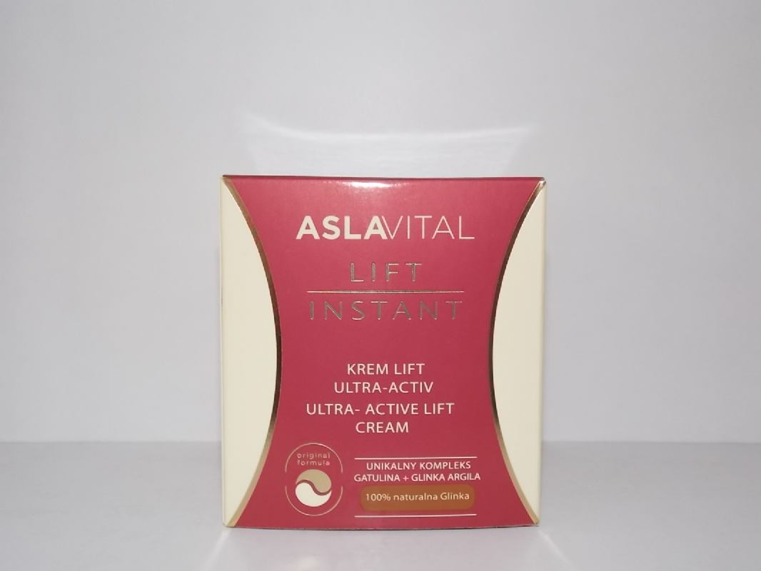ULTRA- ACTIVE LIFT CREAM