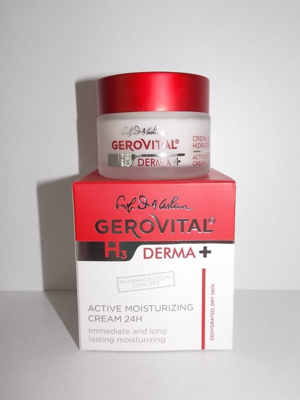ACTIVE MOISTURIZING 24H CREAM